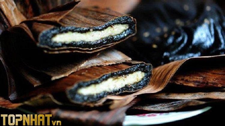 Bánh gai Tứ Trụ - Đặc sản Bánh xứ Thanh