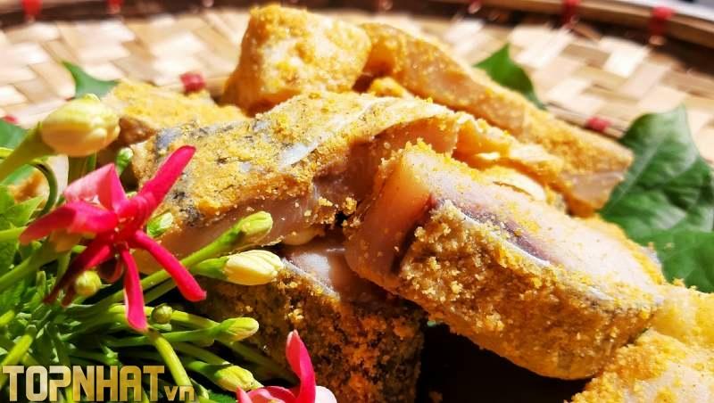 """Cá thính - đặc sản """"tốn cơm"""" của Phú Thọ"""