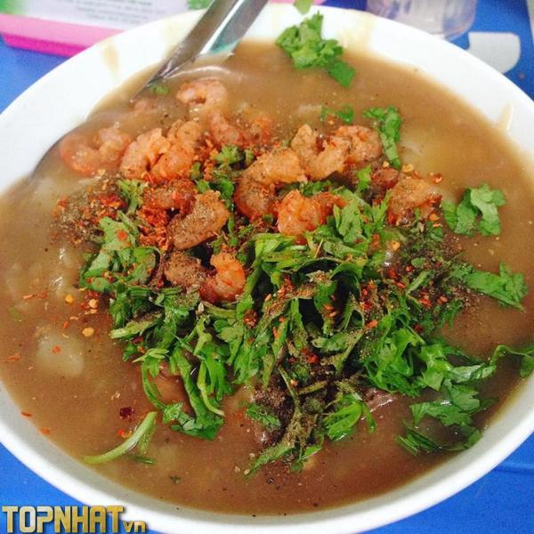 Cháo canh Thanh Hóa