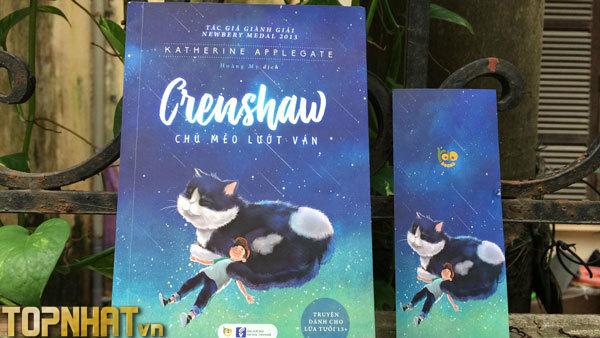 Crenshaw – Chú mèo lướt ván