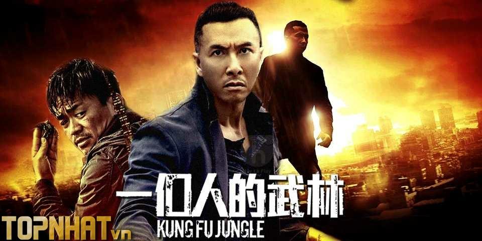 Kế Hoạch Bí Ẩn - Kung Fu Jungle (2014)
