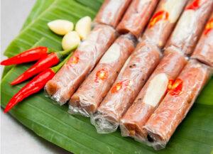 Nem chua Thanh Hóa - Đặc sản số 1 xứ Thanh