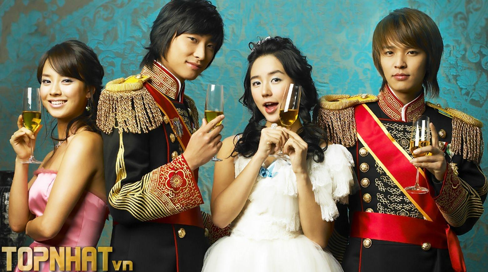 Phim Được làm hoàng hậu - Goong (2006)