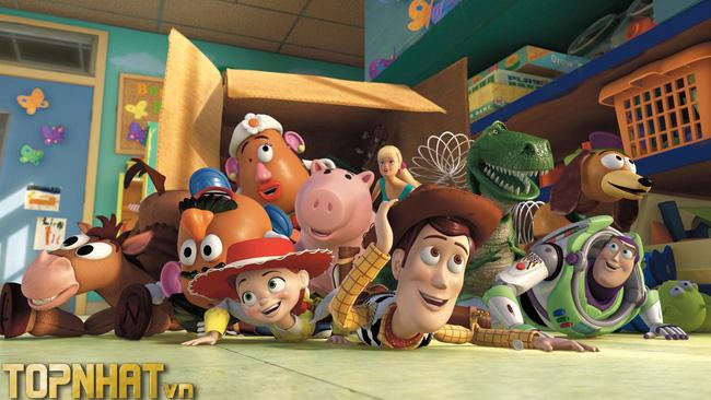 Phim Toy Story (Câu Chuyện Đồ Chơi, 1995)