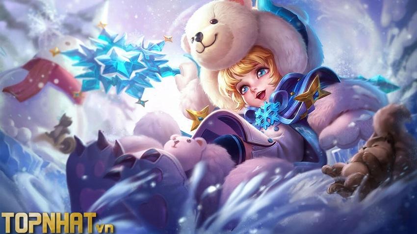 Alice Bé Gấu Tuyết