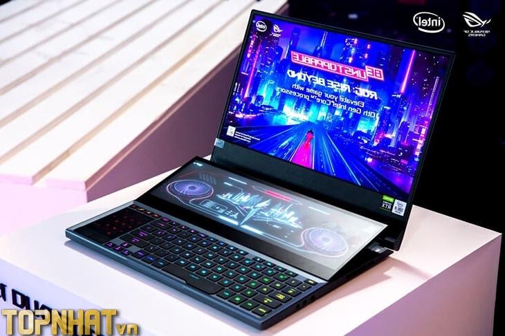Asus Lộ diện loạt Laptop Gaming 2021 mới Siêu Đẹp