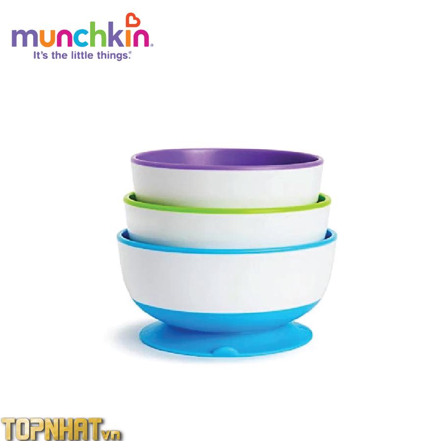 Bát ăn dặm Munchkin