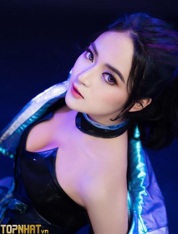 Cận cảnh cosplay Airi Mỵ Hồ