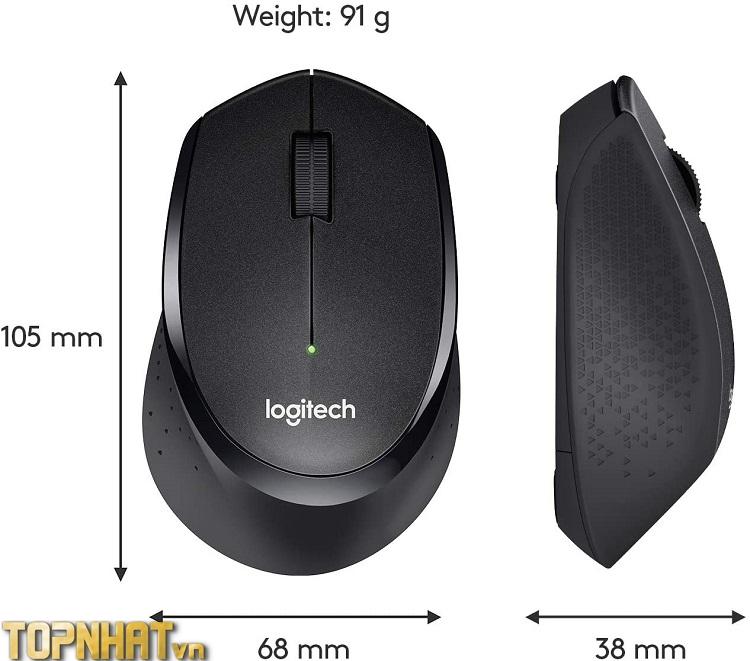 Chuột Logitech M330 Silent Plus