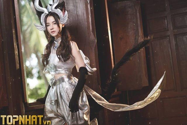 Cosplay Arum Linh Tượng Vu Nữ Đẹp