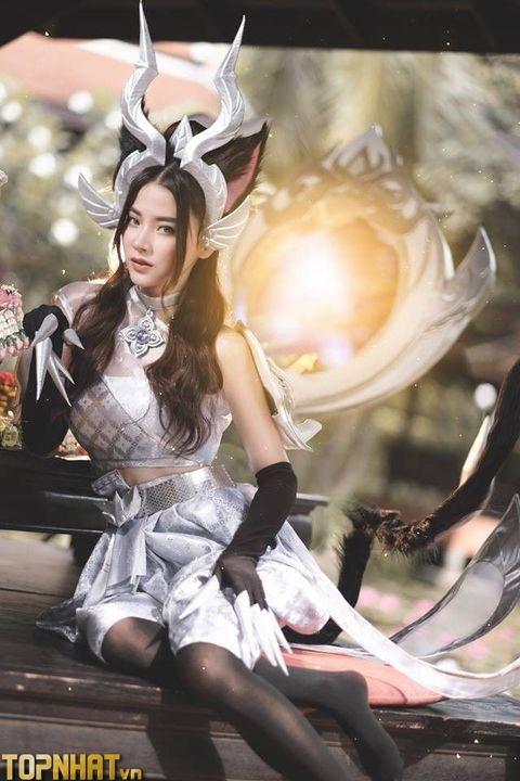 Cosplay Arum Linh Tượng Vu Nữ đẹp xuất sắc