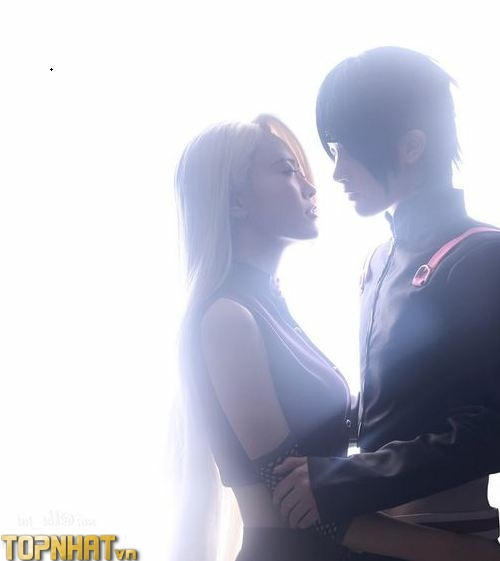 Cosplay Ino và Sai - Ảnh 2