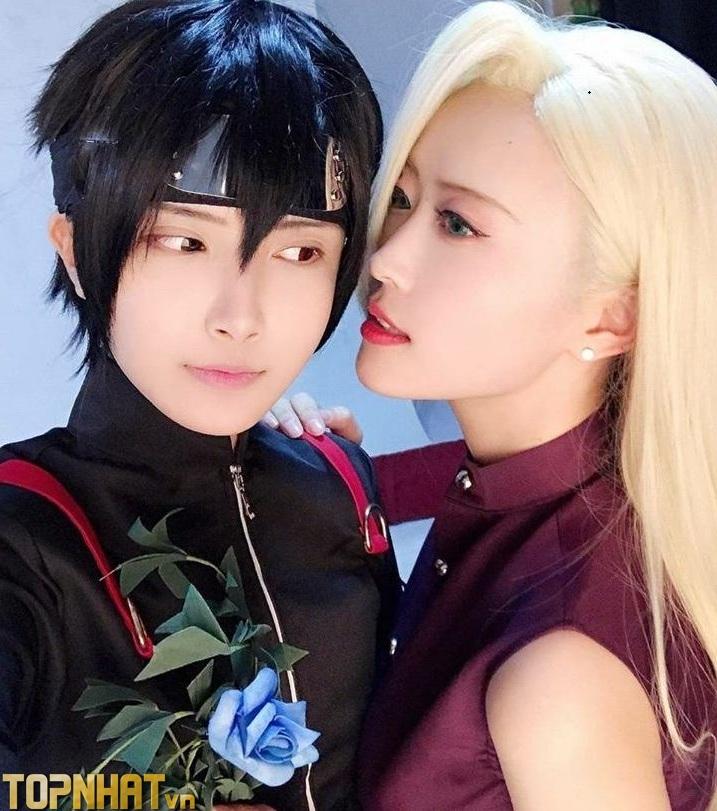 Cosplay Ino và Sai - Ảnh 6