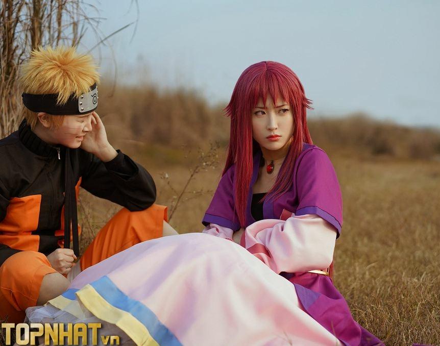 Cosplay Karim và Naruto - Ảnh 2