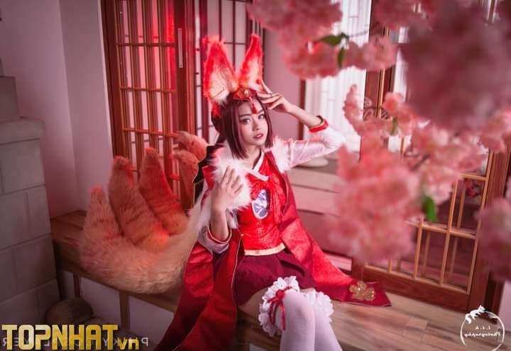 Cosplay Liliana Hồ Quý Phi xinh