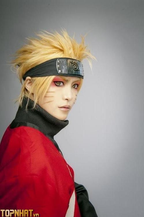 Cosplay Naruto Hiền Nhân - Ảnh 3