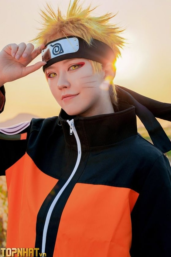Cosplay Naruto Hiền Nhân