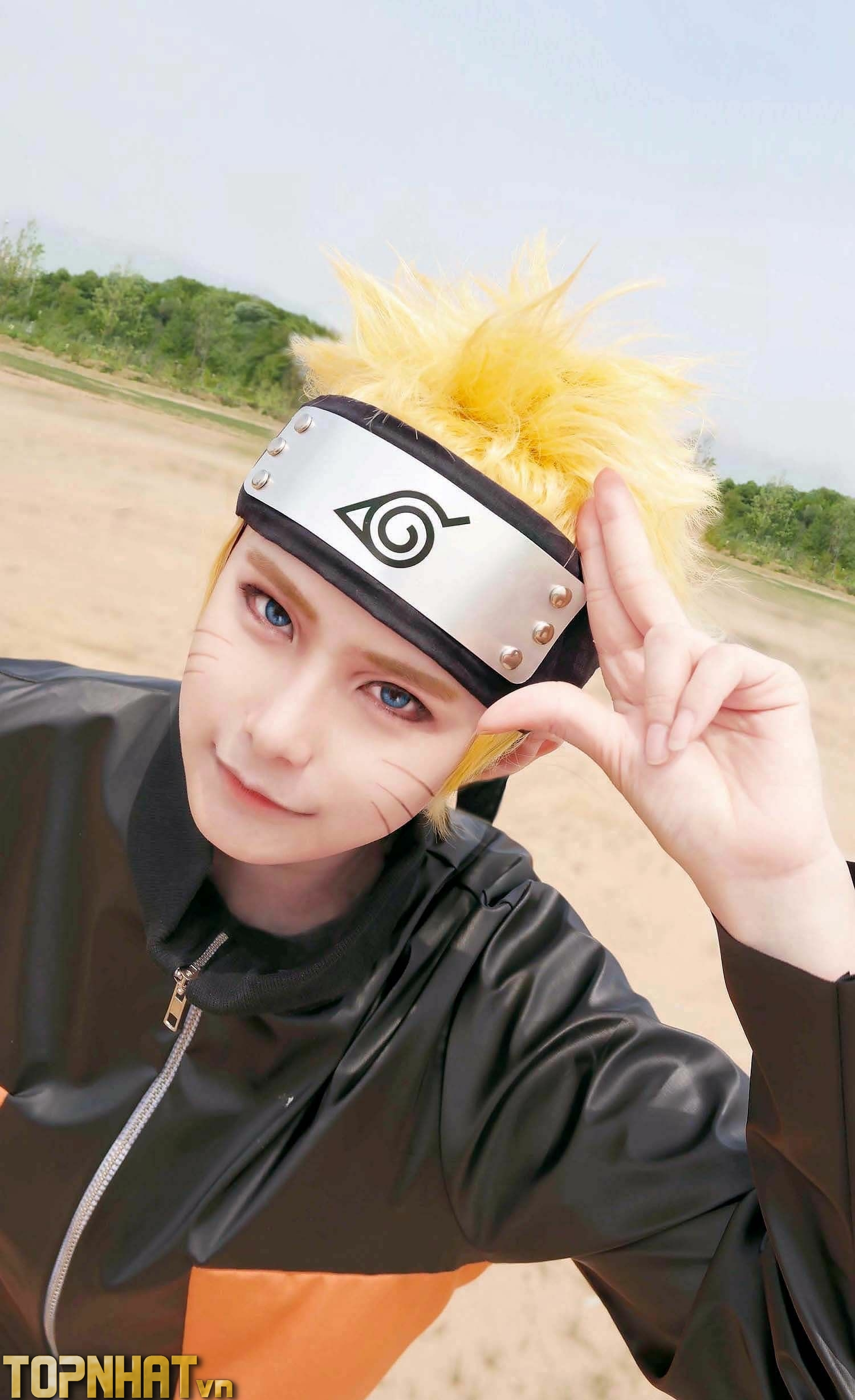 Cosplay Naruto đẹp