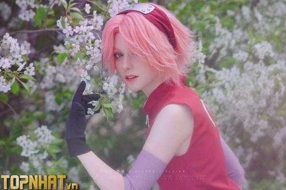 Cosplay Sakura mới - Ảnh 14