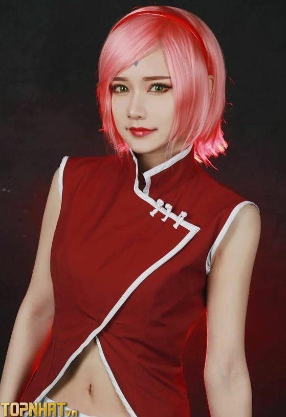 Cosplay Sakura mới - Ảnh 17
