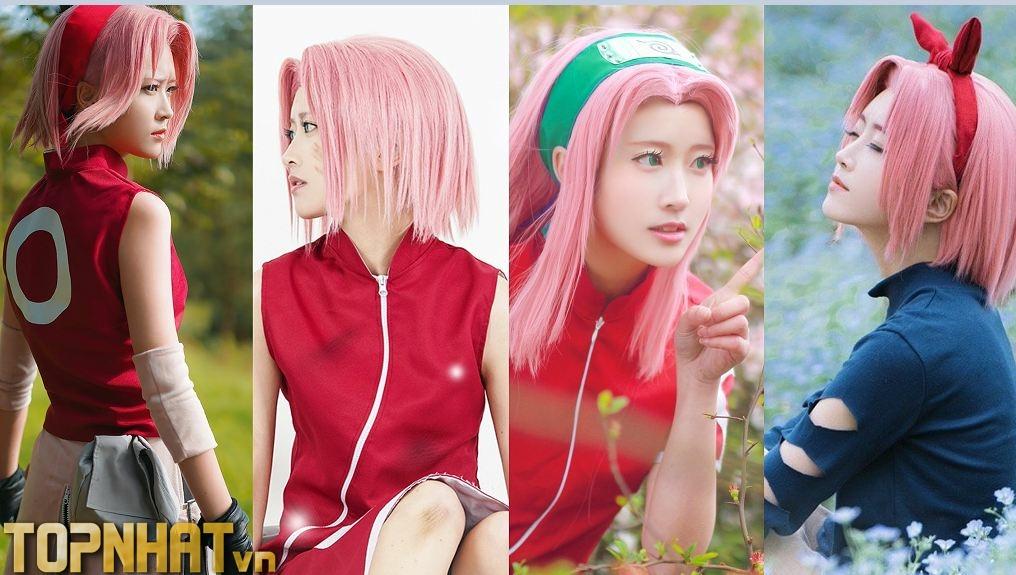 Cosplay Sakura mới - Ảnh 3