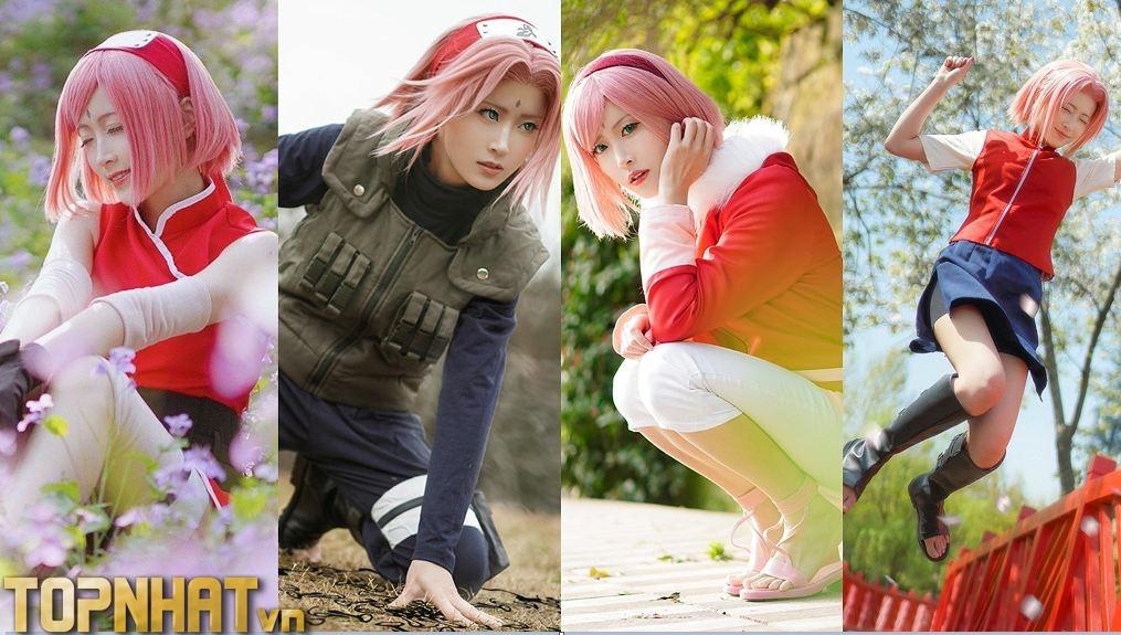 Cosplay Sakura mới - Ảnh 4