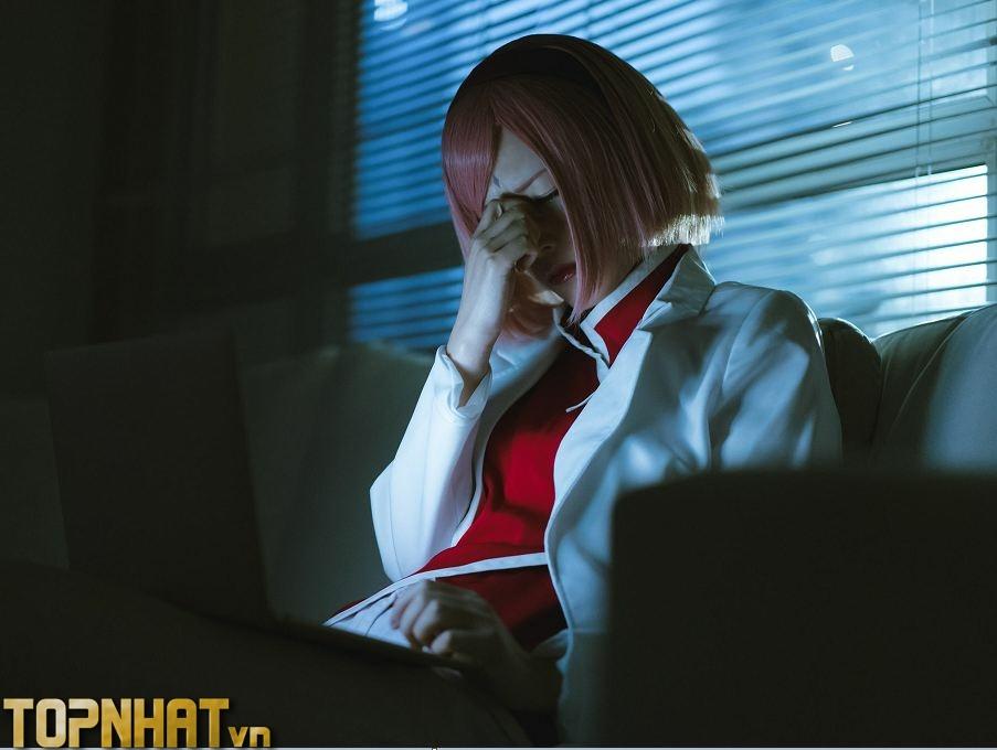 Cosplay Sakura mới - Ảnh 7