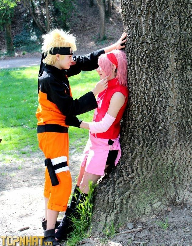 Cosplay Sakura và Naruto - Ảnh 5