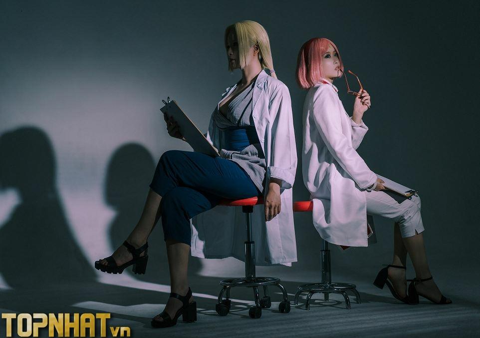 Cosplay Sakura với Tsunade mới - Ảnh 5