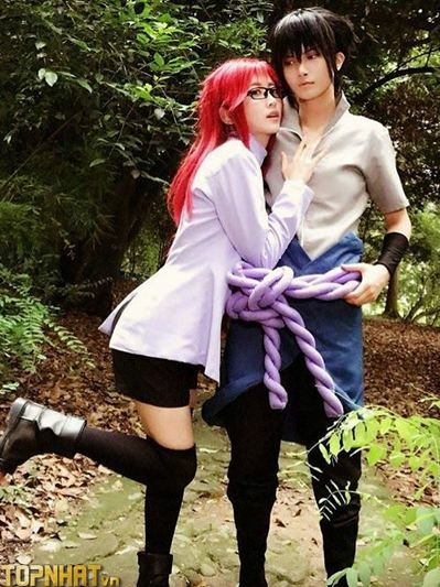 Cosplay Sasuke và Karim - Ảnh 2