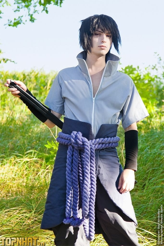 Cosplay Uchiha Sasuke Shippuden - Ảnh 1
