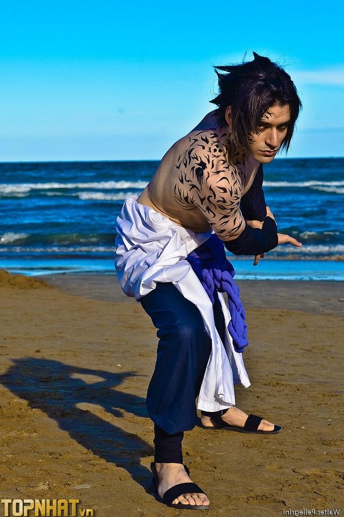 Cosplay Uchiha Sasuke Shippuden - Ảnh 13