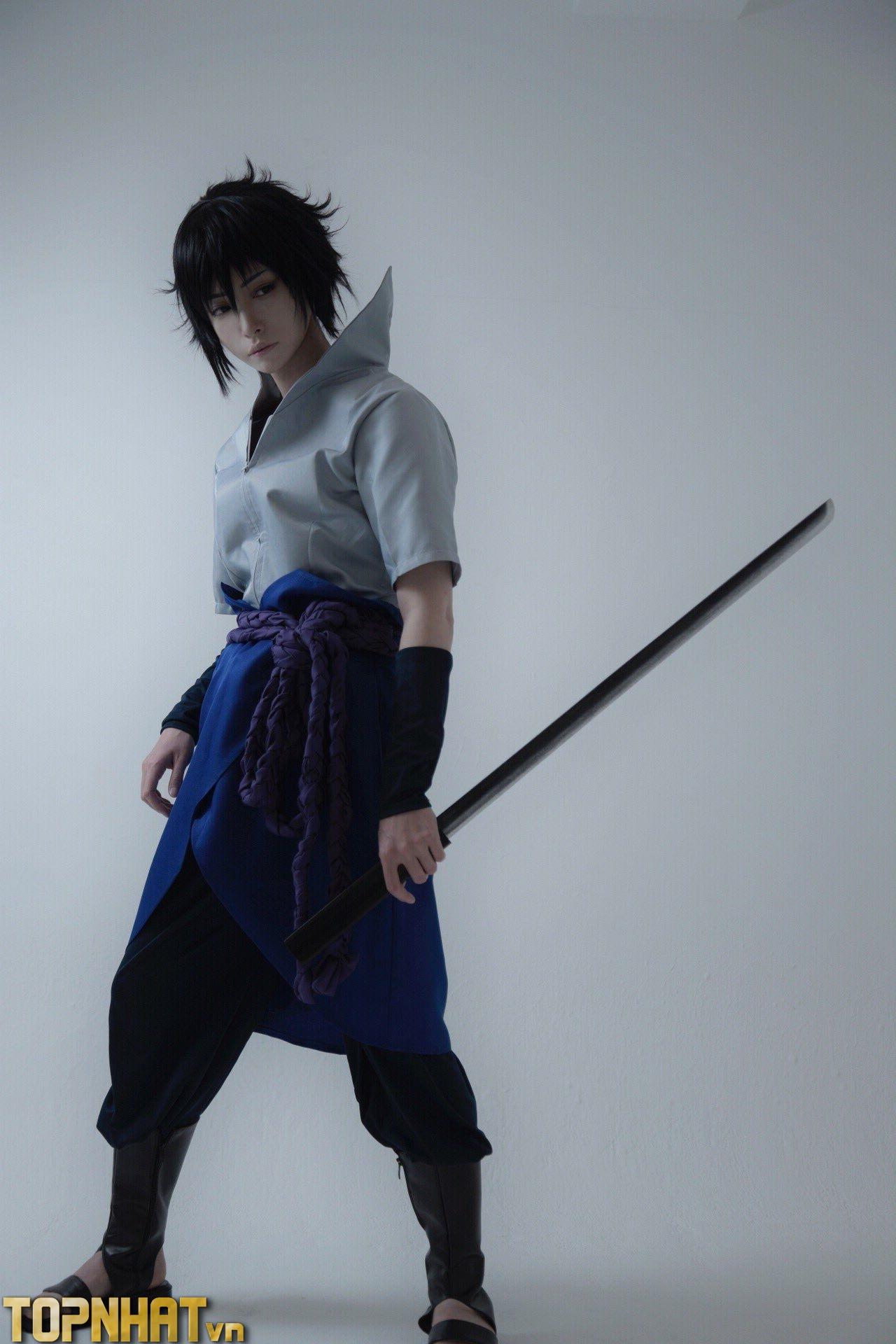 Cosplay Uchiha Sasuke Shippuden - Ảnh 2