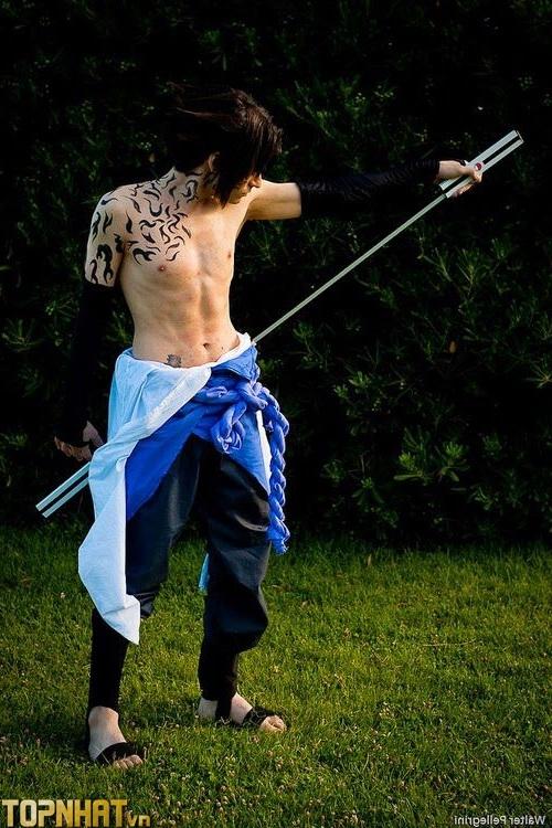 Cosplay Uchiha Sasuke Shippuden - Ảnh 4