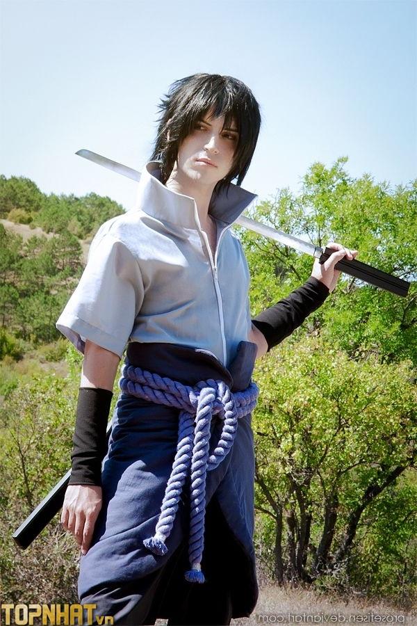 Cosplay Uchiha Sasuke Shippuden - Ảnh 5