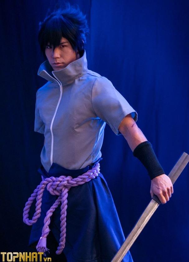 Cosplay Uchiha Sasuke Shippuden - Ảnh 6