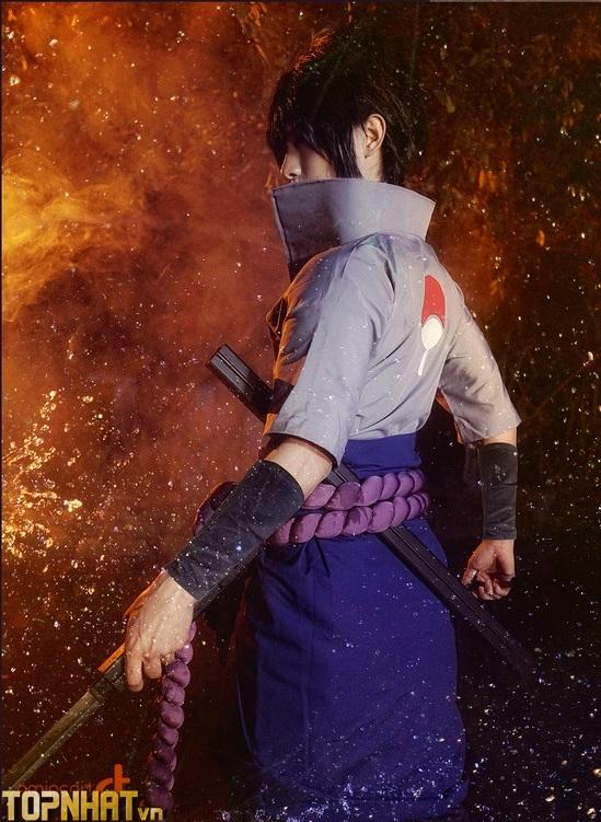 Cosplay Uchiha Sasuke Shippuden - Ảnh 7