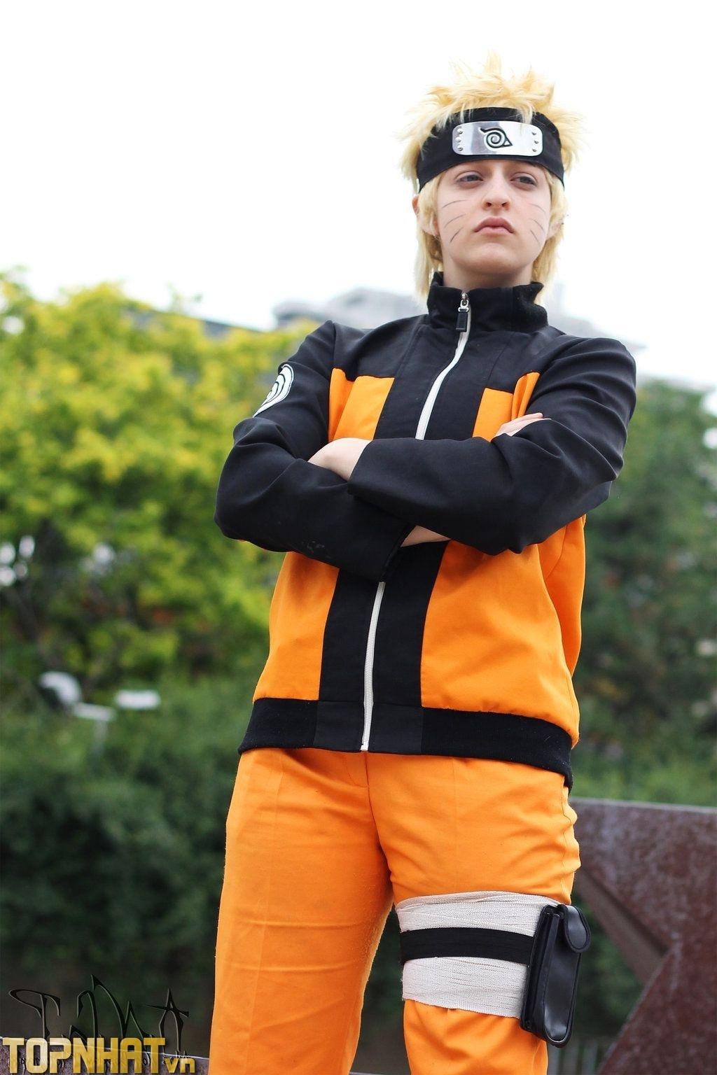 Cosplay Uzumaki Naruto Shippuden Ảnh 5