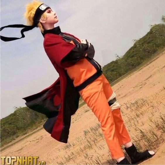 Cosplay Uzumaki Naruto Shippuden Ảnh 6