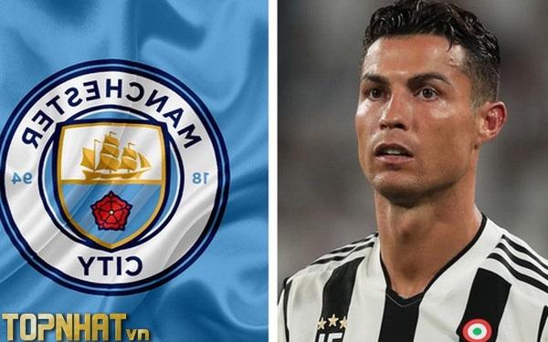 Cristiano Ronaldo sẽ tới Man City