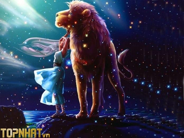 Cung Hoàng Đạo Sư Tử ( Leo)