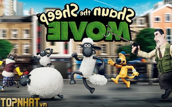 Cừu quê ra phố (Shaun the Sheep Movie)