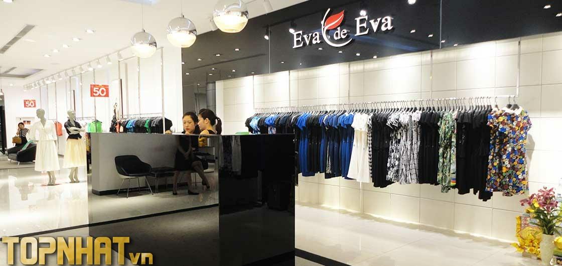 Eva de Eva hệ thống showroom