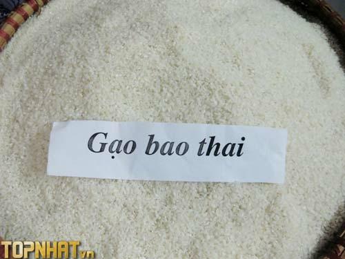 Gạo bao thai Định Hóa
