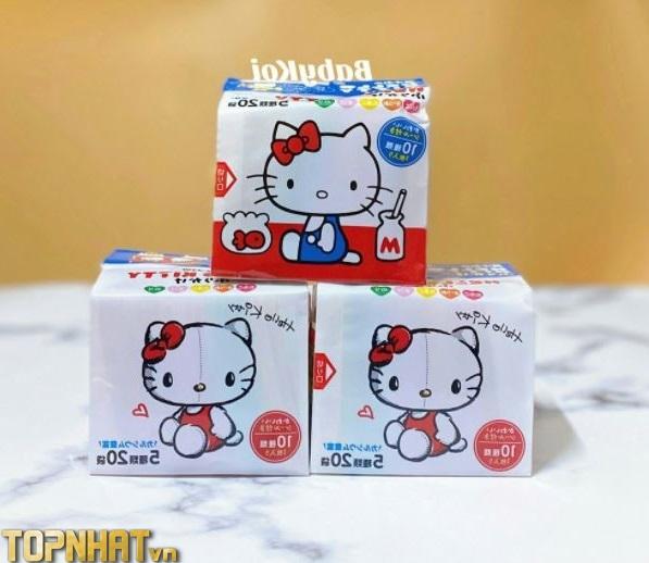 Gia vị rắc cơm Hello Kitty Nhật