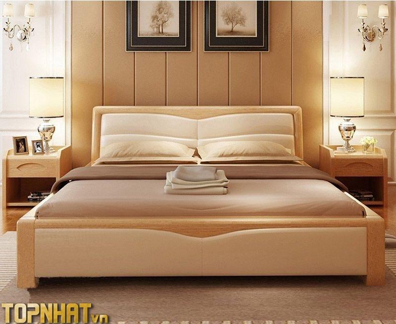 Giường là thứ đầu tiên vợ chồng mới cưới cần sắm