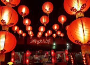 Mua đèn lồng Trung Quốc tại xưởng đèn giá sỉ