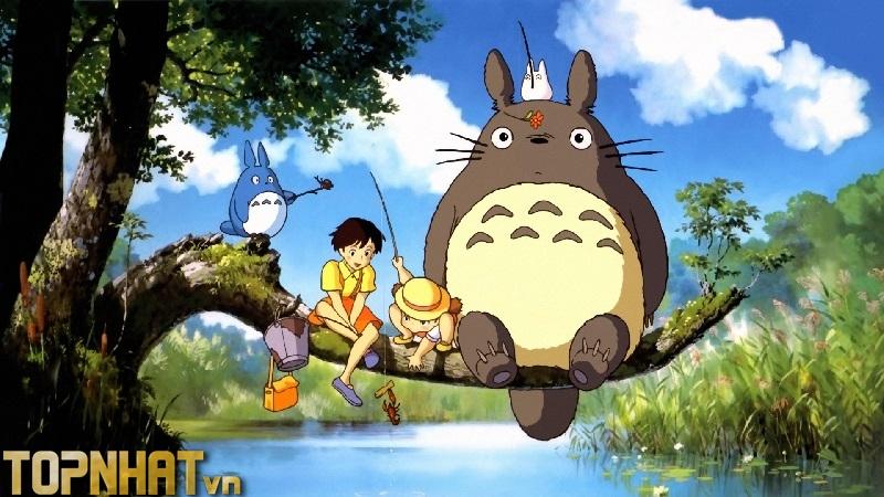 My Neighbor Totoro – Hàng xóm của tôi là Totoro (1988)