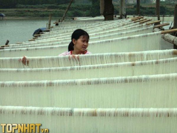 Mỳ gạo Hùng Sơn