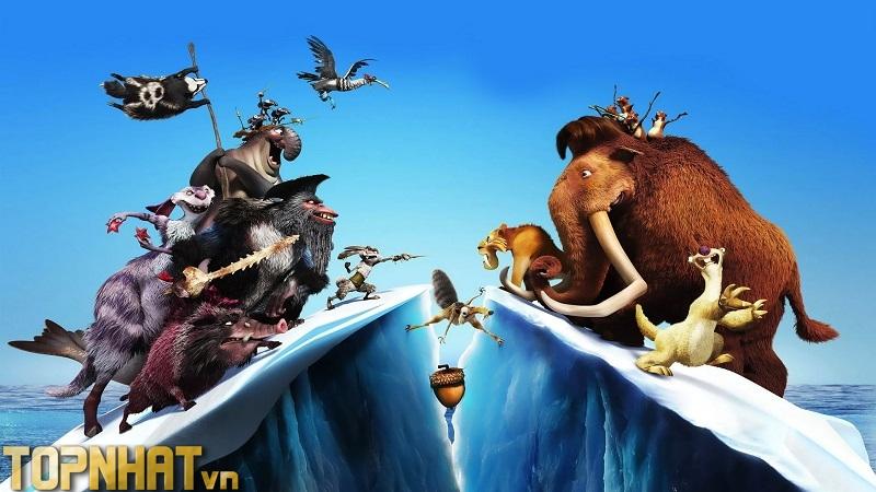 Phim Kỉ Băng Hà - Ice Age